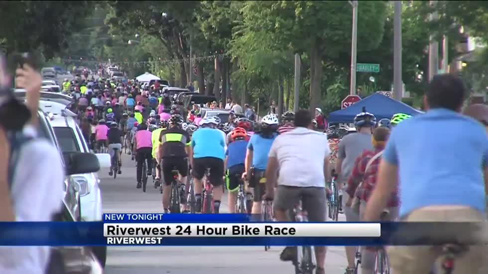 More than 1,300 bike riders to take part in Riverwest 24-hour bike race
